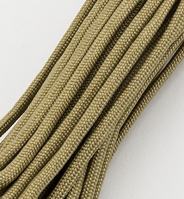 Paracord Taupe. 5 meter.
