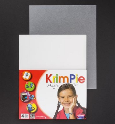 Krimpie Magic Plastic Frosted.