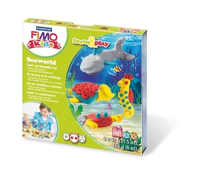 Fimo kids form & play seaworld.
