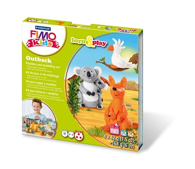 Fimo kids form & play outback.