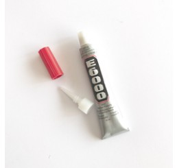 E6000 lijm tube 9 ml.