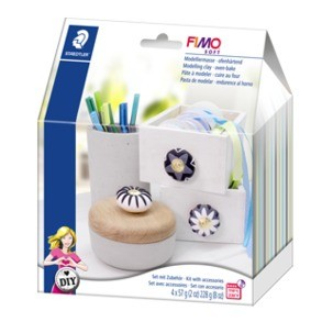 ***FIMO® soft DIY Home deco set